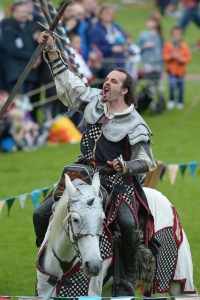 Spectacular Jousting at Linlithgow Palace