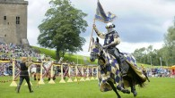 Spectacular Jousting at Linlithgow Palace - Neil Hanna Photography