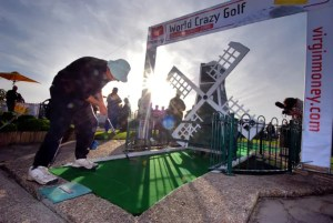 World Crazy Golf Championships - Hastings