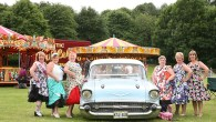 Festival of 50s at Beamish Museum