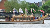 Illuminated parades and eccentric craft at Thames Traditional Boat Festival