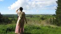 Jane Austen Day at Painshill gardens in Surrey