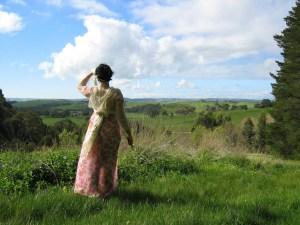 Jane Austen Day - Painshill - Surrey