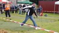 World Wellington Boot Throwing Championship 2017 - Somerset - Cameron Enticott