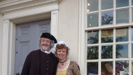 Celebrate Samuel Johnson's 308th Birthday in Lichfield