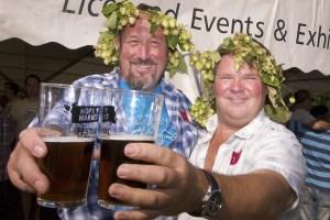 Kent Life Hops n Harvest Beer festival