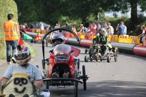 Brockweir Soapbox Derby 2017 - Forest of Dean