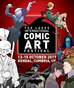 2017 LICAF - Lakes International Comic Art Festival