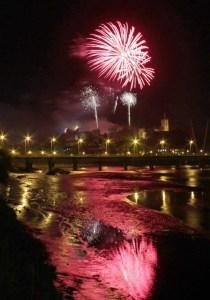 Light Up Lancaster Fireworks