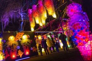 Enchanted Parks 2017 - Newcastle Gateshead