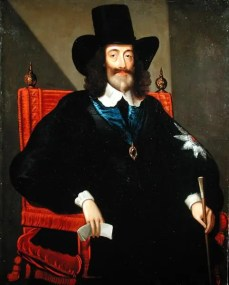 Charles I at his trial