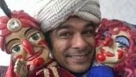 Slapstick 2018 - Prof Patel - Bollywood Punch & Judy