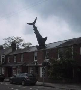 Headington Shark - New High Street, Oxford