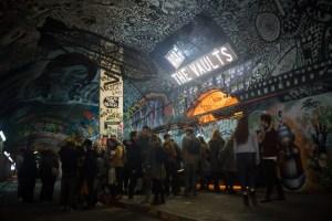 VAULT Festival 2018 - Waterloo London