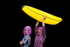 Sprint 2018 Camden People's Theatre - Only Speak When Spoken To - Ingrid Turner Photography