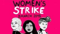 Women's Strike 2018 - International Women's Day - Birmingham