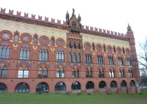 Contrary Life - Glasgow city guide - Templeton Building