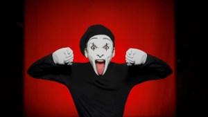 Dark Side of the Mime - Brighton Fringe 2108