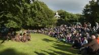 Dukes Theatre Lancaster - Summer promenade production - Williamson Park