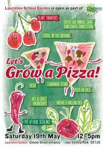 Let's Grow a Pizza - Chelsea Fringe