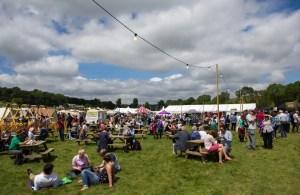 CVHF 2017 Festival site - Martin Cook
