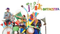 Join the Junk Orchestra at Harrogate's Spiegeltent