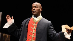 Wilton's Music Hall, London - Paterson Joseph - Sancho: An Act Of Remembrance