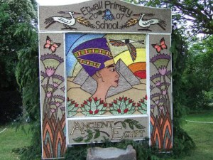 Curiosity of the Week - Well Dressing Etwall, Derbyshire - Contrary Life