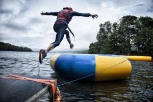 Rat Race Adventure Race 2018 - Man vs Lakes