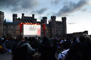 Picnic Cinema at Lowther Castle