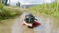 Bog Snorkelling Championships 2018 in Wales