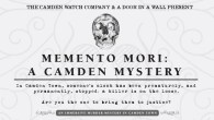 Memento Mori A Camden Murder Mystery - the Camden Watch Co