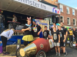 Micklegate Run Soapbox Challenge - Photo Minster FM