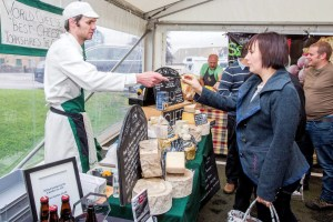 Yorkshire Dales Cheese Festival 2018