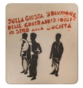 Mario Schifano - Compagni Compagni 1968