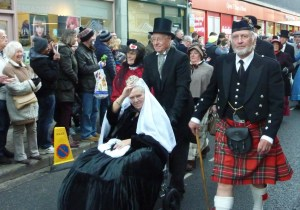 Ulverston Dickensian Festival - Dickfest - Christmas events 2018