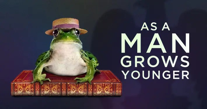 As a Man Grows Younger - Brockley Jack Studio Theatre