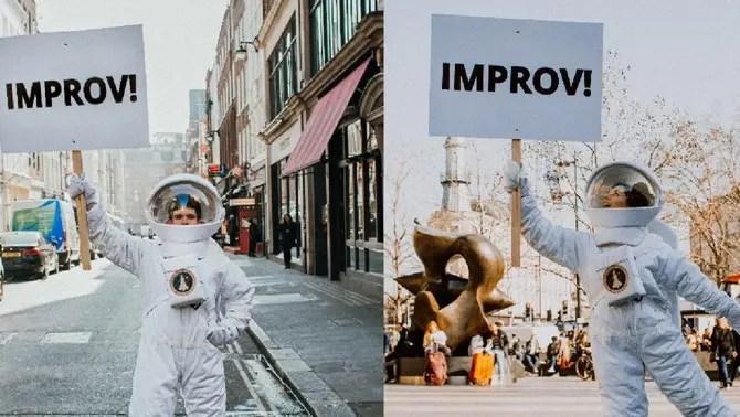Hoopla Improv Festival London 2019