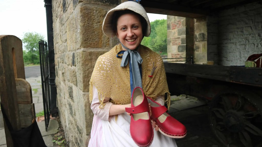 Enjoy music and dancing at the Georgian Fair at Beamish Museum
