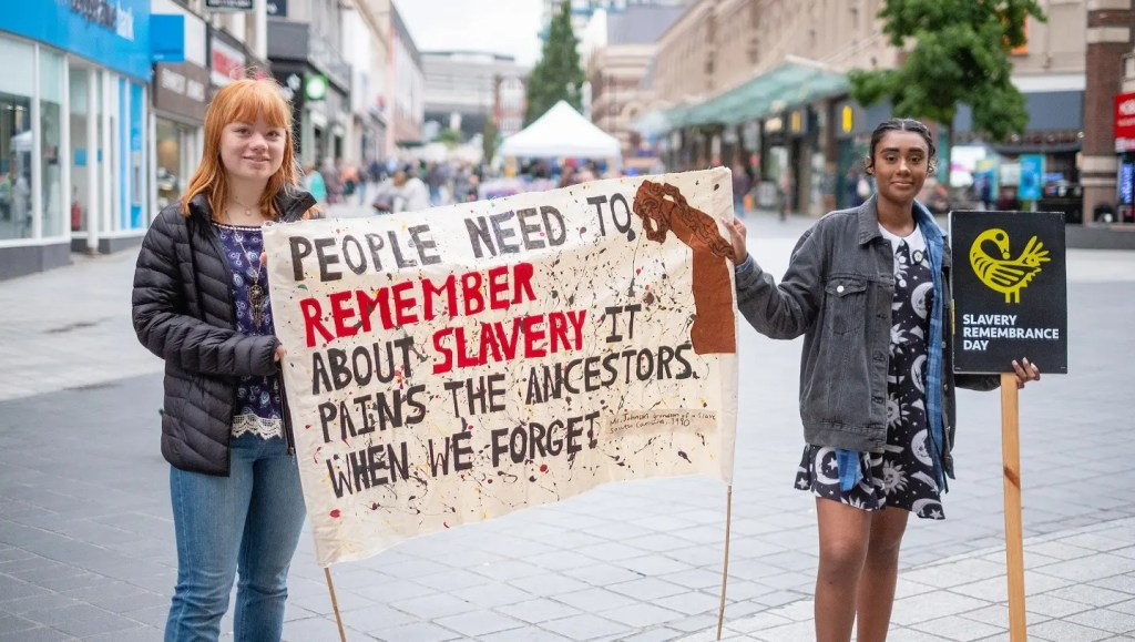 Slavery Remembrance Day Liverpool