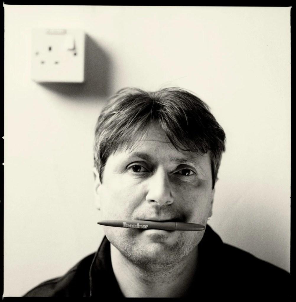 Simon Armitage, photo Paul Wolfgang Webster