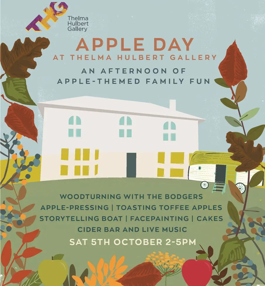 Apple Day 2019 - Thelma Hulbert Gallery, Devon