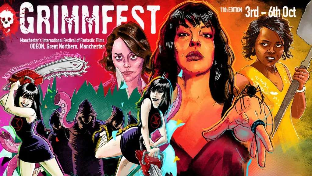 Grimmfest 2019 in Manchester
