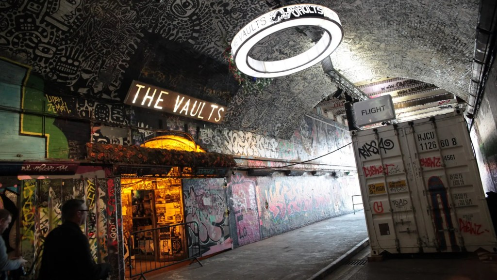 VAULT Festival 2020, London