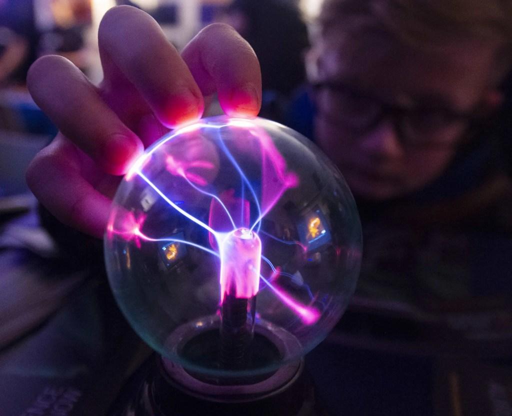 Light Up Poole - Digital Light Art Festival