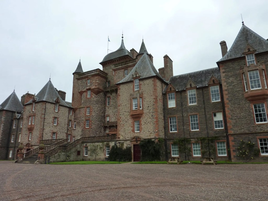 Thirlestane Castle, Lauder Scottish Borders