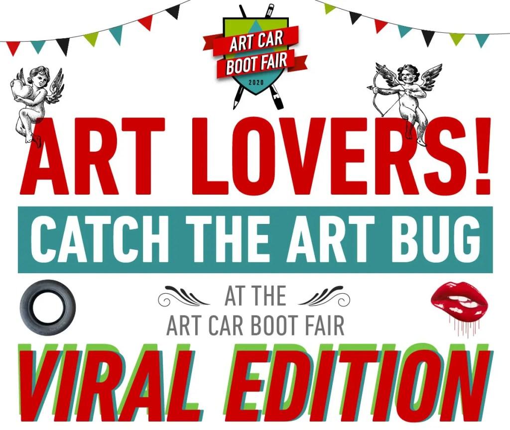 Viral Art Car Boot Fair 2020