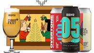 Cyber Fest Christmas Party & Beer Tasting Livestream