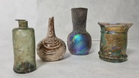 Paisley Museum glass collection
