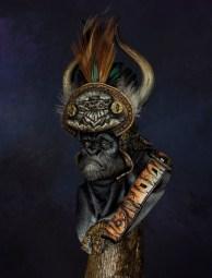 Jungle Drums from Contrast Miniatures by Matt DiPIetro